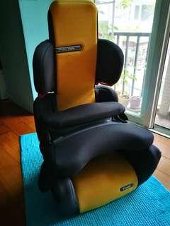 combi成長型安全座椅