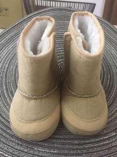 男女童雪靴