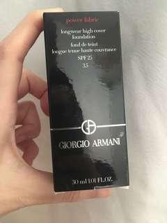 Giorgio Armani 粉底