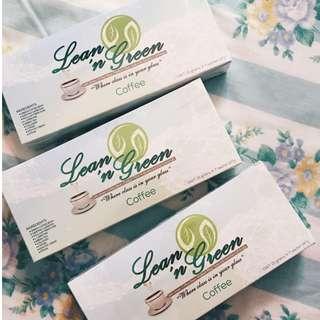 Lean 'n Green Slimming Coffee