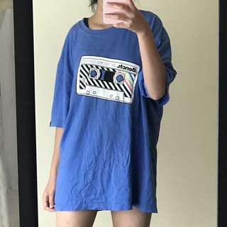 Blue Bench Shirt