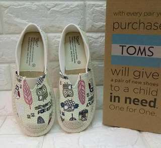 Toms shoes 36-40
