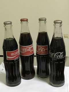 Coke bottles for sale