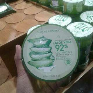 Jasa Titip Nature Republik Shooting Gel Aloe Vera 99