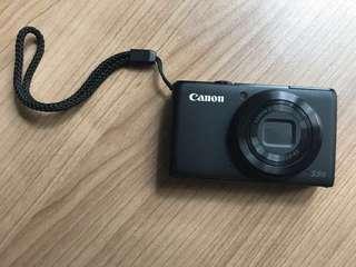 Canon camera S95