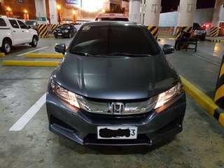 2016 Honda City 1.5E CVT AT (CASA-maintained)
