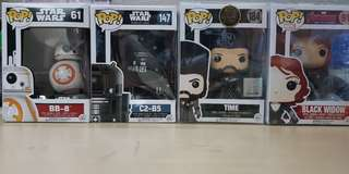 Funko Pop Lot Bundle!! For Sale!!