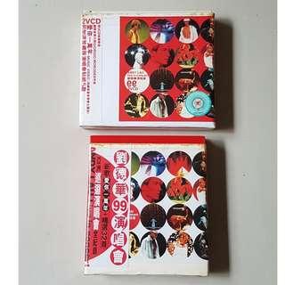 刘德华99, 刘德华 (Andy Lau / Liu De Hua), CD + VCD