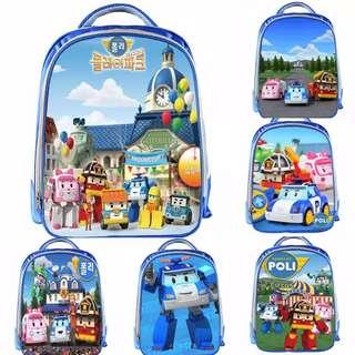 PO Robocar Poli Bag
