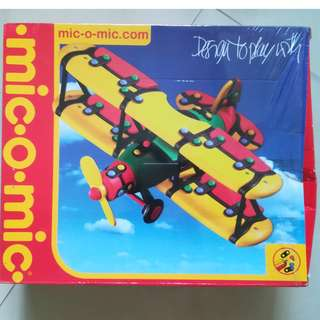 Quality Aeroplane Construction Set brand new unopened