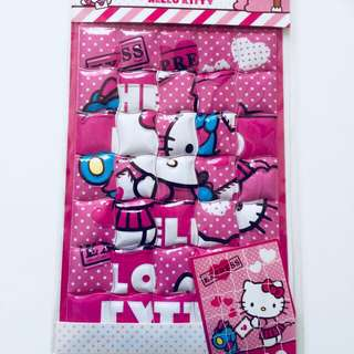 BN Limited Edition Hello Kitty Jigsaw Stickers