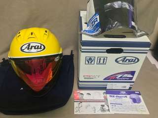 Arai Ram4 Strobe Limited Edition