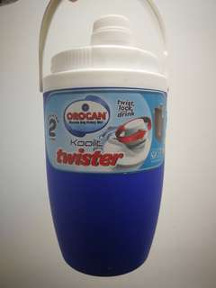 2L Orocan Water Jug (insulated)