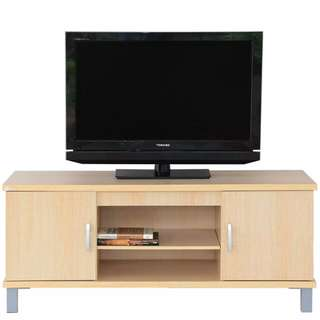 FREE ONGKIR Kirana Rak TV - Audio BF - 825 WHITE OAK