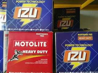 Car battery bateri kereta delivery 24ja