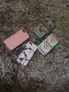 4 pcs case iphone 5