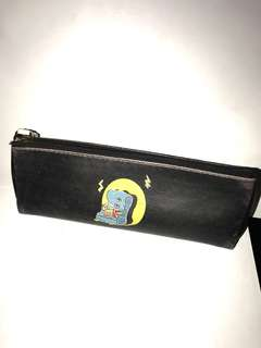 cute little monster pencil case