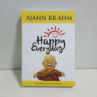 Ajahn Brahm Happiness Everyday