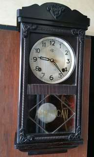 Rare Size Antique Wall Clock
