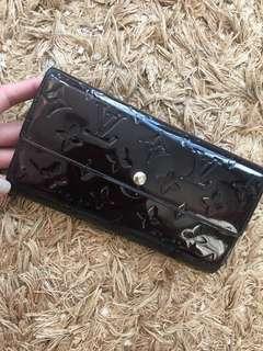 Louis Vuitton vernis wallet