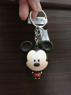 美國迪士尼帶回米奇吊飾 鑰匙圈