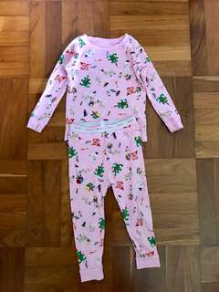 Gap Christmas pajamas 18-24m 6f4a87cf5