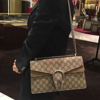 👉FAST SALE - NEW GUCCI Dionysus Small #the