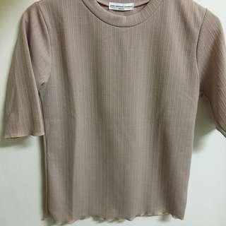 韓國購入薄針織