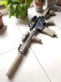 Toy gun wbb