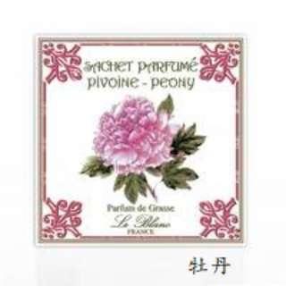 法國 LE BLANC 香氛包  牡丹/玫瑰