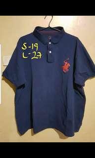 Ralph Lauren oversize/loosefit polo shirt