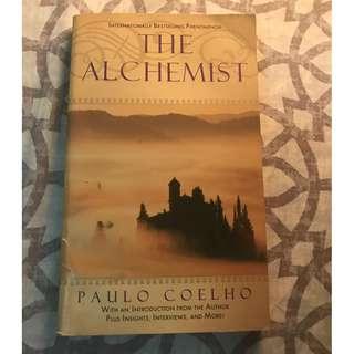 Alchemist by Paulo Coelho