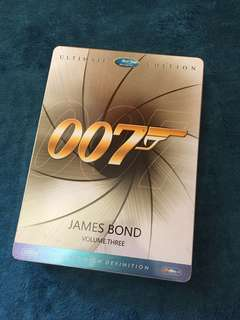 007 James Bond ultimate edition