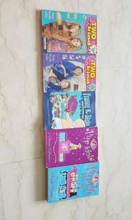 Young girls story books