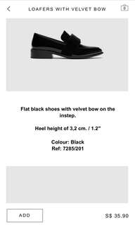 Brand New Zara Loafer for sale