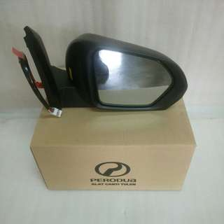 PERODUA MYVI 2018 GENUINE PART SIDE MIRROR 9 WIRE LH OR RH