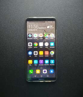 Huawei Mate 10 Pro (Complete with freebies)