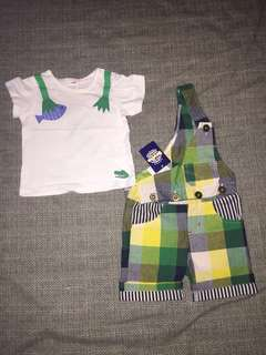 Ootd for baby boy