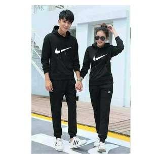Nike Couple Terno Black 700