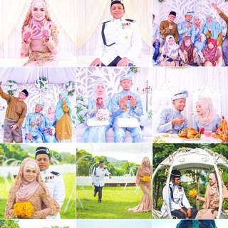 Photography & videography wedding/ event