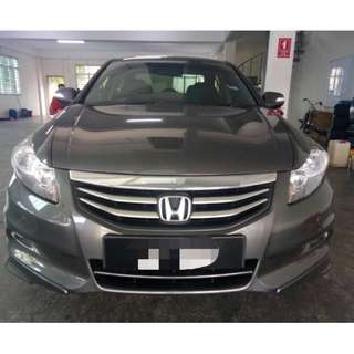 "HONDA ACCORD 2.0 VTIL ""2012"