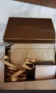 Gucci wallet💯authentic