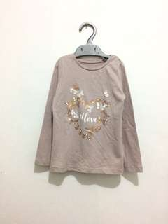 Mothercare butterfly top