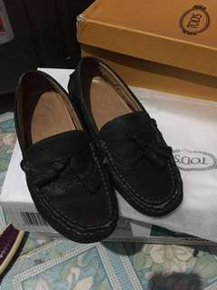 AUTHENTIC TODS LOAFERS / LOAFER / SHOES