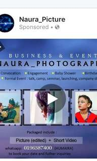 Photographer & Videography