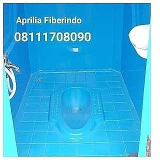 Toilet Sementara untuk BENCANA ALAM