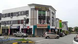 Corner Shoplot Murah