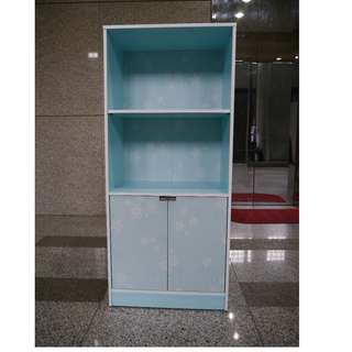 Printed Utility Cabinet SM-0482 (blue)