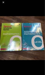O Level Tropical Revised Notes Mathematics (maths)/A maths assessment