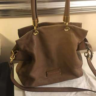 Authentic Marc by Marc Jacob leather handbag